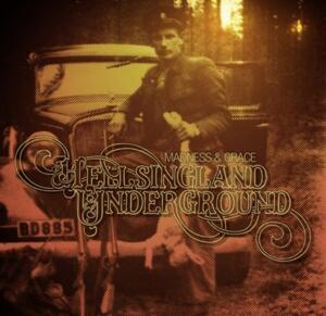 "CD HELLSINGLAND UNDERGROUND ""MADNESS & GRACE"" 2010"