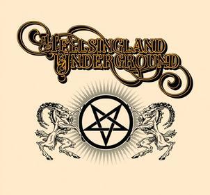 CD HELLSINGLAND UNDERGROUND S/T 2008